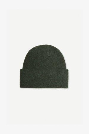 NOR HAT - Beanie - dark green