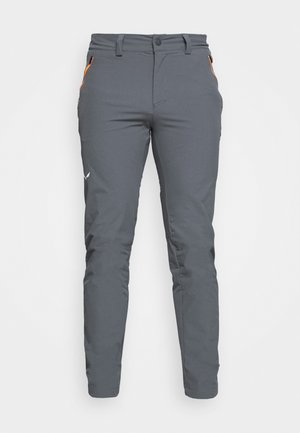 VEZZANA - Trousers - ombre blue