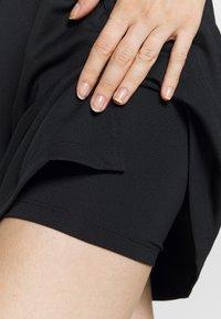 Nike Golf - DRY VICTORY SKIRT SOLID - Sportovní sukně - black - 3