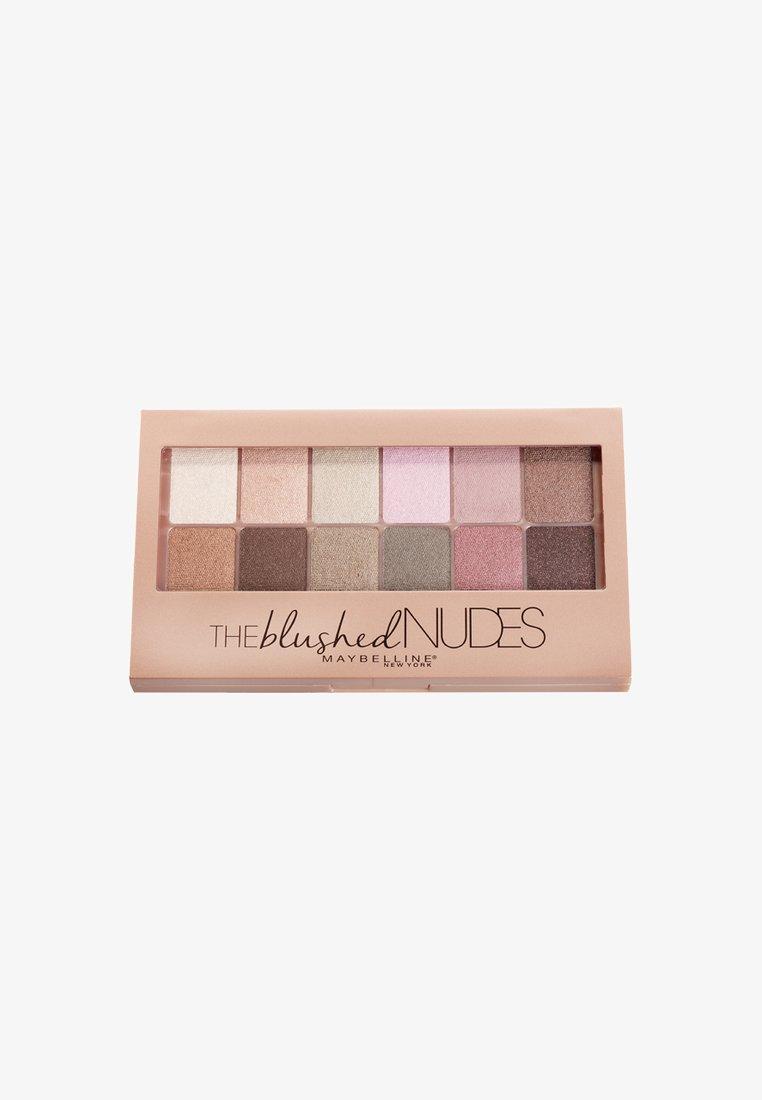 Maybelline New York - NUDES LIDSCHATTENPALETTE - Palette occhi - blushed