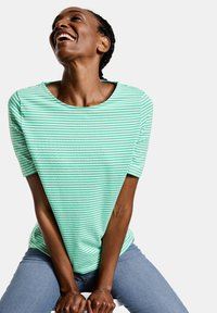 Gerry Weber - Print T-shirt - green - 2