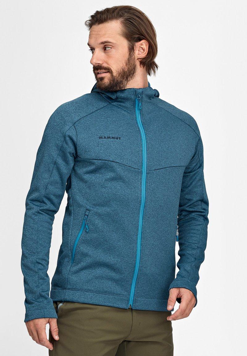 Mammut - NAIR  - Fleece jacket - sapphire melange