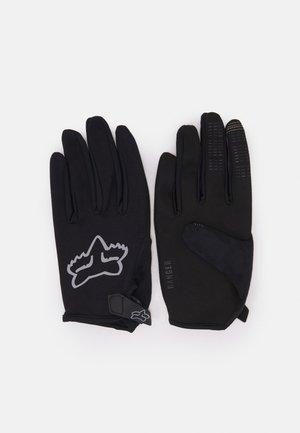 RANGER GLOVE - Fingerless gloves - black