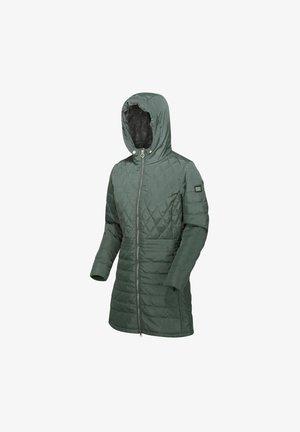 Winter coat - balsam green