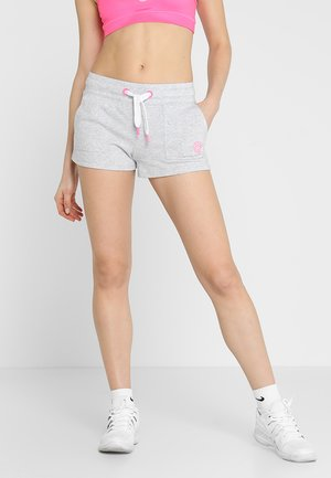 CAM BASIC SHORTS - Sports shorts - light grey