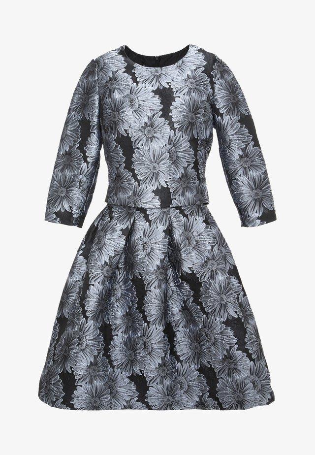 OTRA - Vestito elegante - blau/schwarz