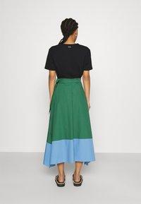 WEEKEND MaxMara - OBLARE - Pleated skirt - gruen - 2