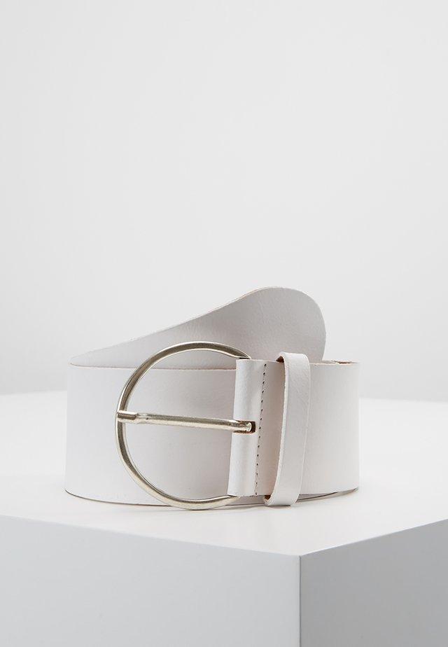 Cinturón - weiß