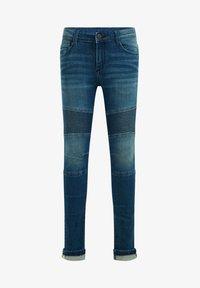 WE Fashion - Slim fit jeans - blue - 3