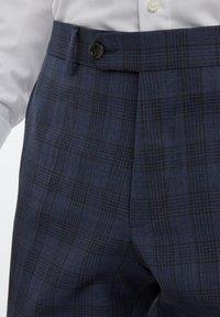 Van Gils - Suit trousers - blue - 5