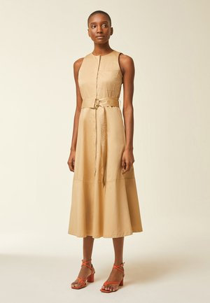 Day dress - apple cinnamon