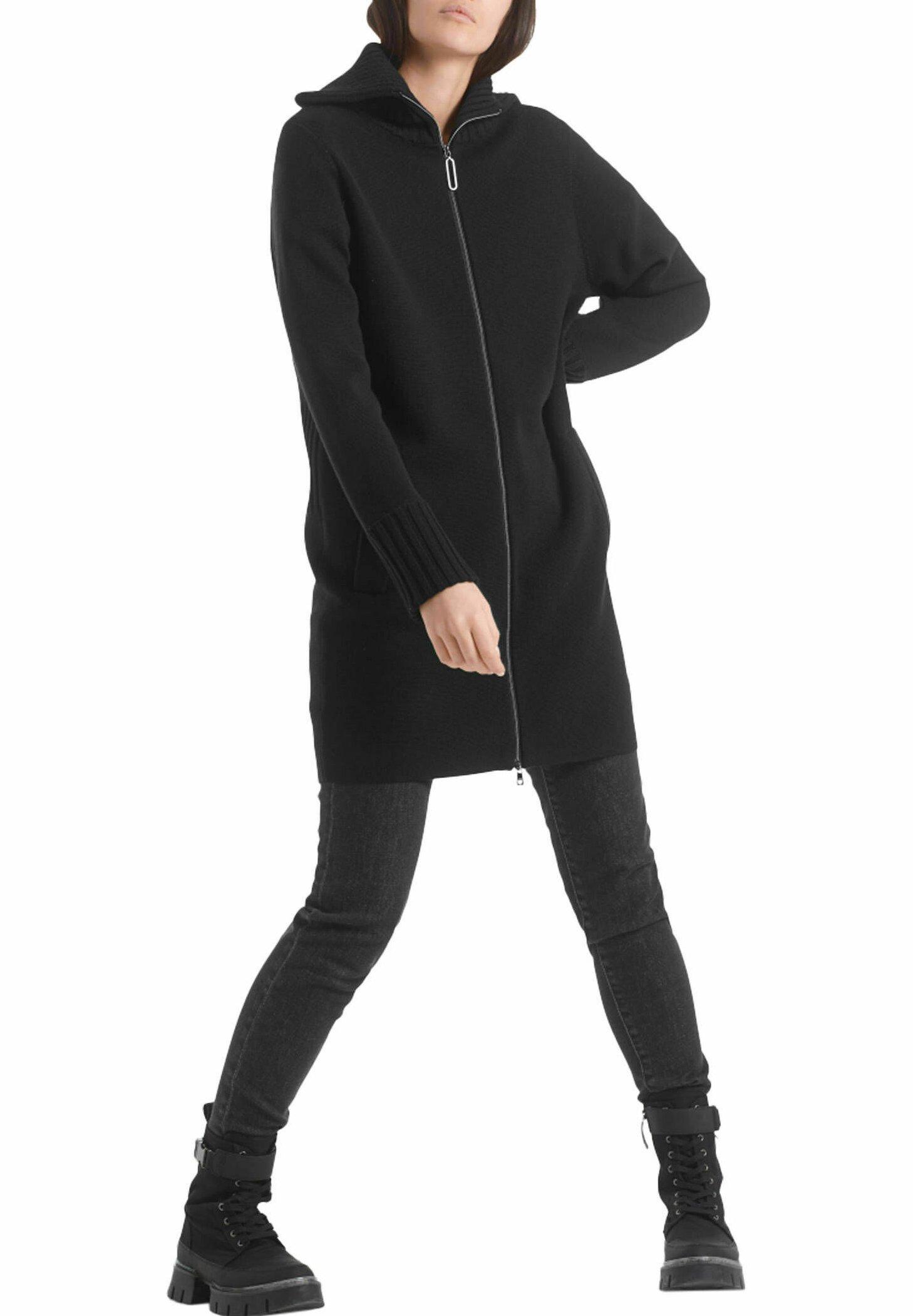 Damen Strickjacke - schwarz