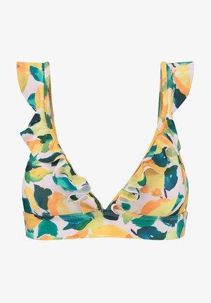 Bikini top - multi colour