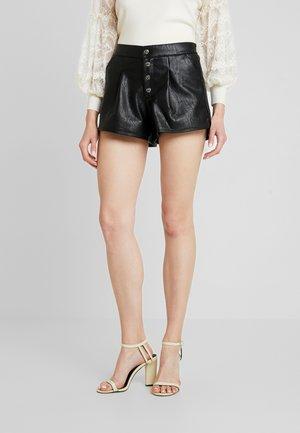 LADIES  - Shorts - black