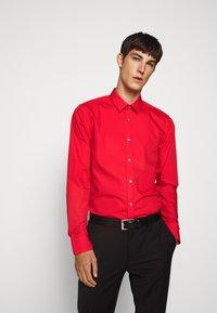 HUGO - ELISHA - Formal shirt - open pink - 0