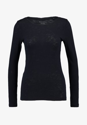 Long sleeved top - manic midnight