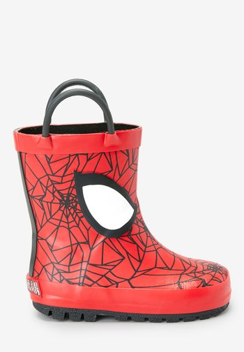 SPIDER-MAN WELLIES (YOUNGER)