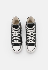 Converse - CHUCK TAYLOR ALL STAR  - High-top trainers - black/white - 5