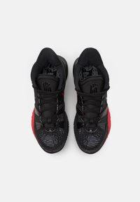 Nike Performance - KYRIE 7 - Basketball shoes - black/light smoke grey/white/black/university red - 3