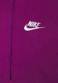 Nike Sportswear - CLUB HOODIE - Hættetrøjer - viotech/white - 2
