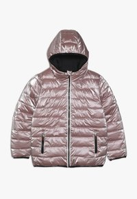 Superdry - REVERSIBLE FUJI - Veste d'hiver - rose pink gold/black - 1