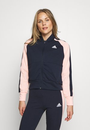 SET - Tracksuit - dark blue