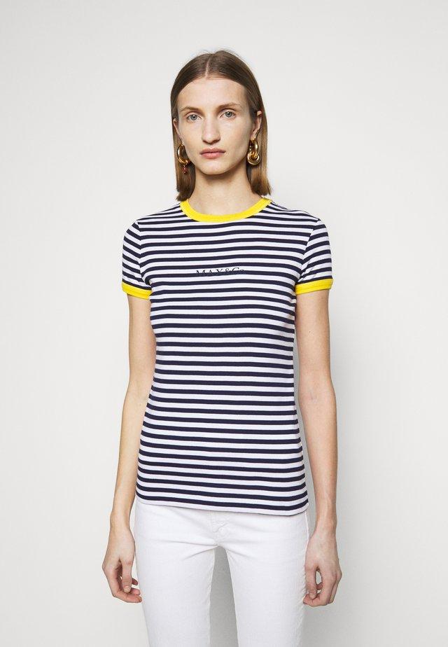 DALMATA - T-shirt med print - navy blue