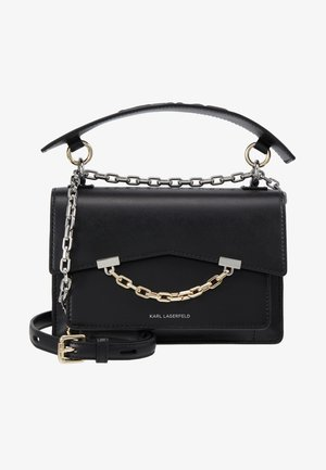 SEVEN SHOULDERBAG - Schoudertas - black