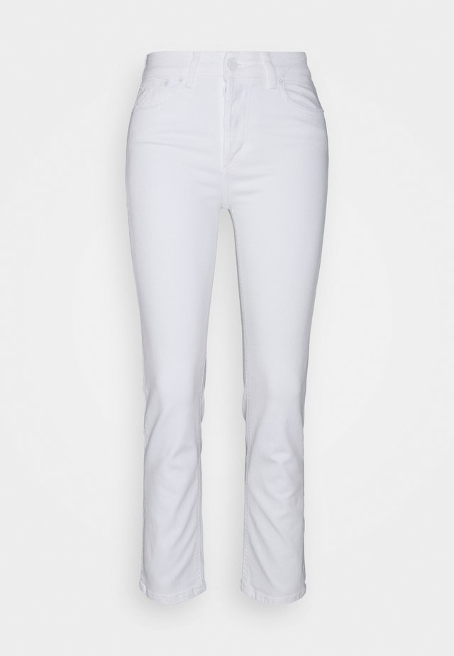 RIKO - Džíny Slim Fit - white