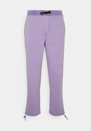 RORY PANTS - Tracksuit bottoms - paisley purple