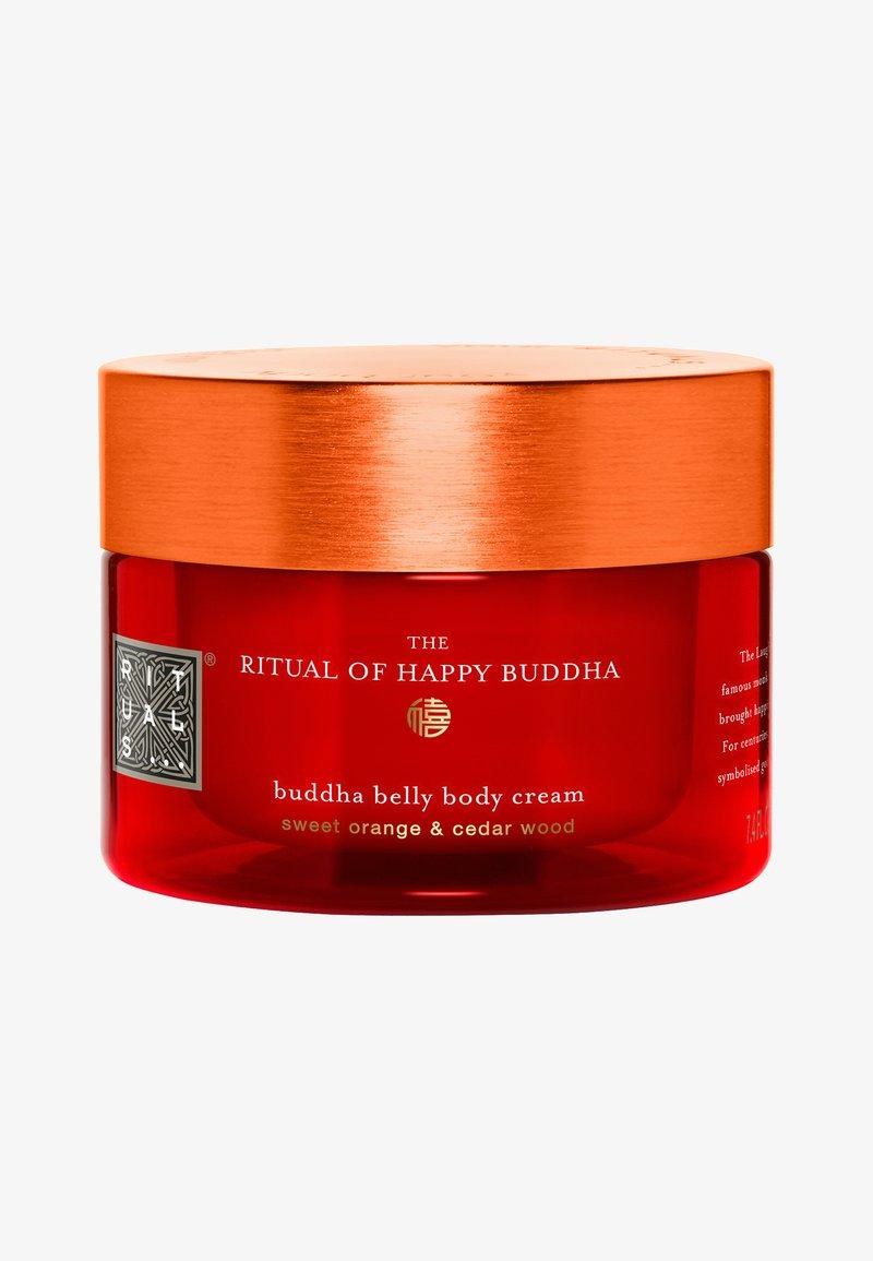 Rituals - THE RITUAL OF HAPPY BUDDHA BODY CREAM - Feuchtigkeitspflege - -