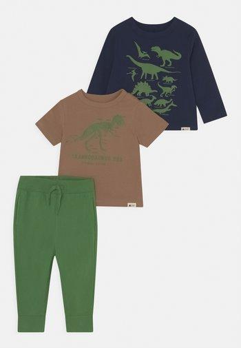 OUTFIT SET - Print T-shirt - mushroom