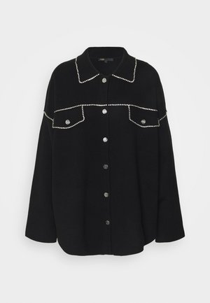 MEMISE - Button-down blouse - noir