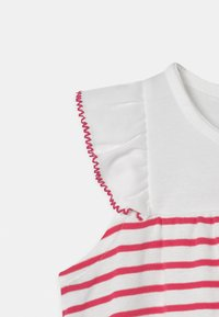 Petit Bateau - Jersey dress - marshmallow/geisha - 2