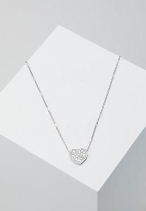 VINTAGE GLITZ - Halskette - silver-coloured