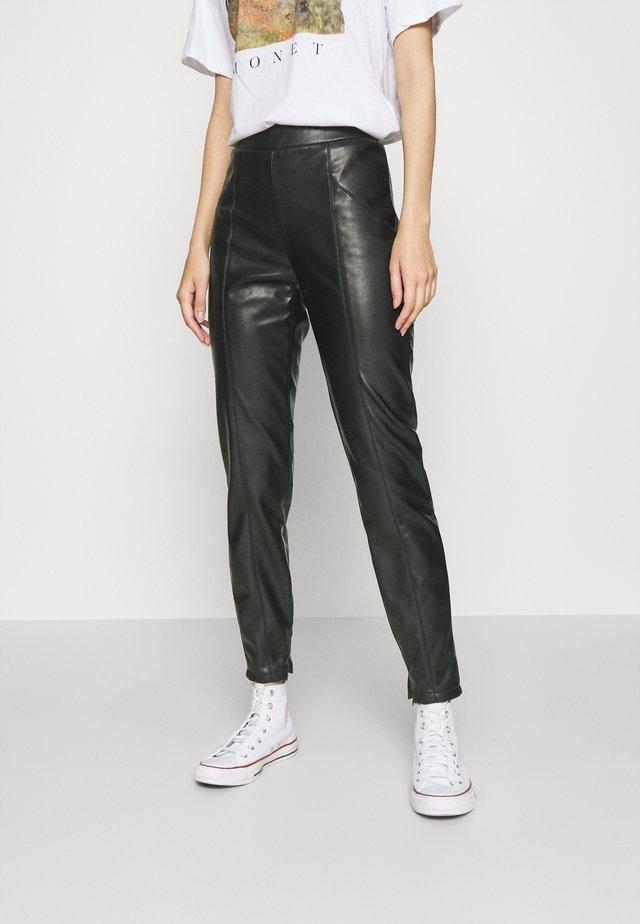 NMDUST LEGGING - Leggings - black
