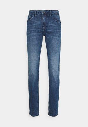 SLIM PIERS BLUE STRETCH  - Jeans slim fit - used light stone blue denim