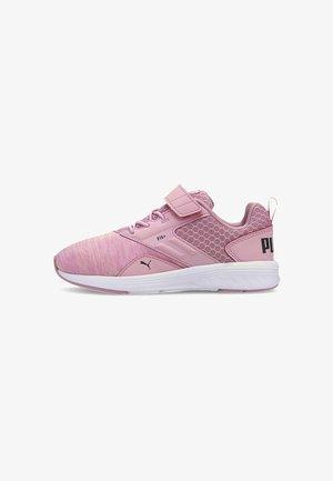 NRGY COMET PRESCHOOL UNISEX - Trainers - pale pink-black-white