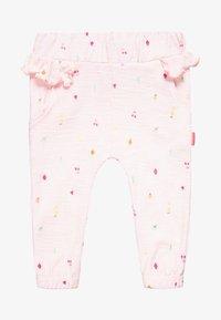 Noppies - PANTS COMFORT SUFFOLK BABY - Trousers - impatiens pink - 0