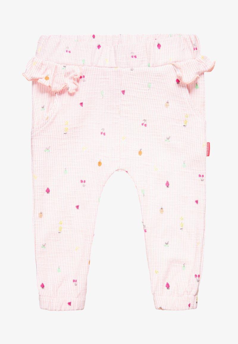 Noppies - PANTS COMFORT SUFFOLK BABY - Trousers - impatiens pink