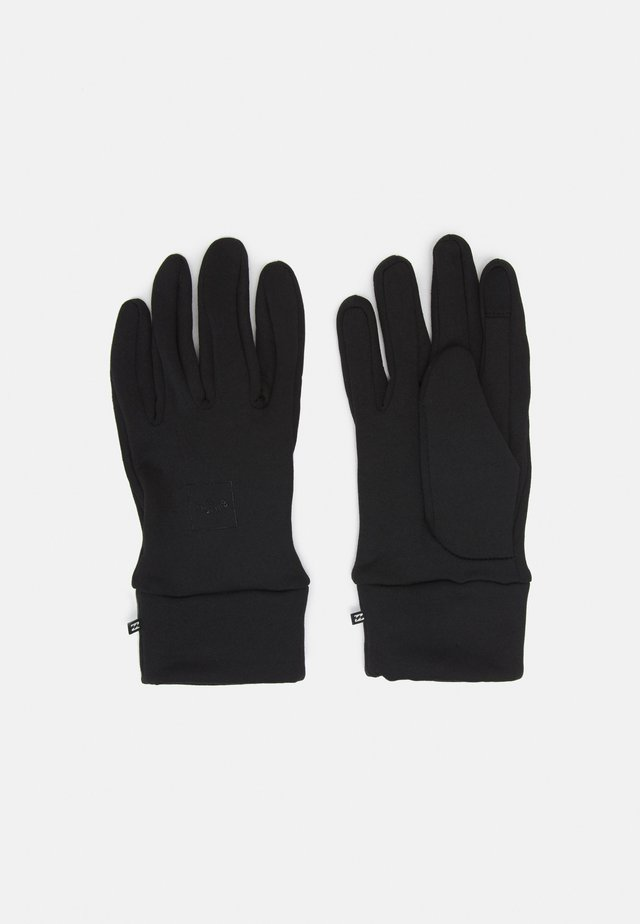 CAPTURE UNDERGLOVES UNISEX - Handschoenen - black
