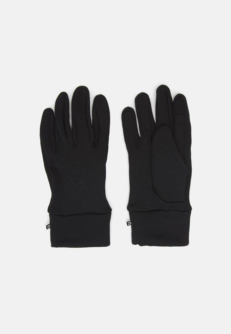 Billabong - CAPTURE UNDERGLOVES UNISEX - Gloves - black
