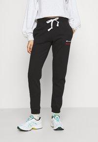 Champion Rochester - Pantalones deportivos - black - 0