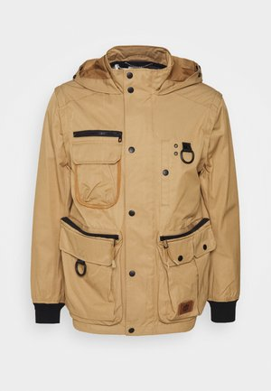 UTILITY  - Summer jacket - khaki
