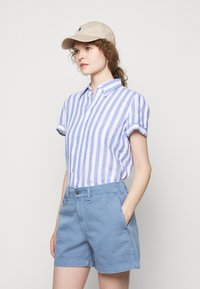 Polo Ralph Lauren - STRIPE - Button-down blouse - white