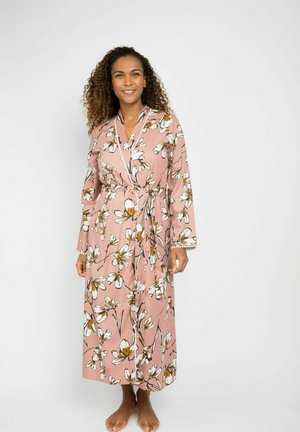 AUDREY  - Dressing gown - pink floral