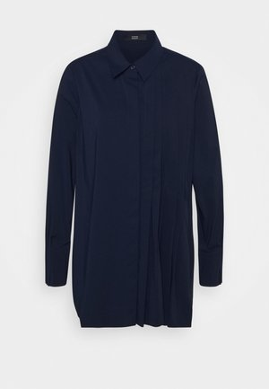 CLEMANDE FASHIONISTA BLOUSE - Button-down blouse - dark blue
