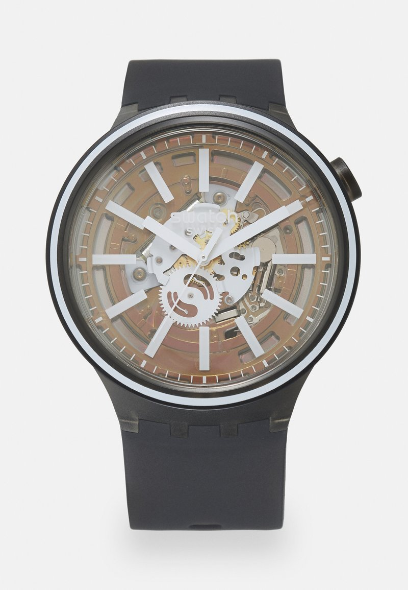 Swatch - LIGHT TASTE - Watch - black