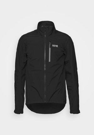 PACLITE® JACKE - Hardshell jacket - black