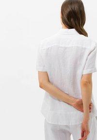 BRAX - STYLE VELIA - Button-down blouse - white - 2